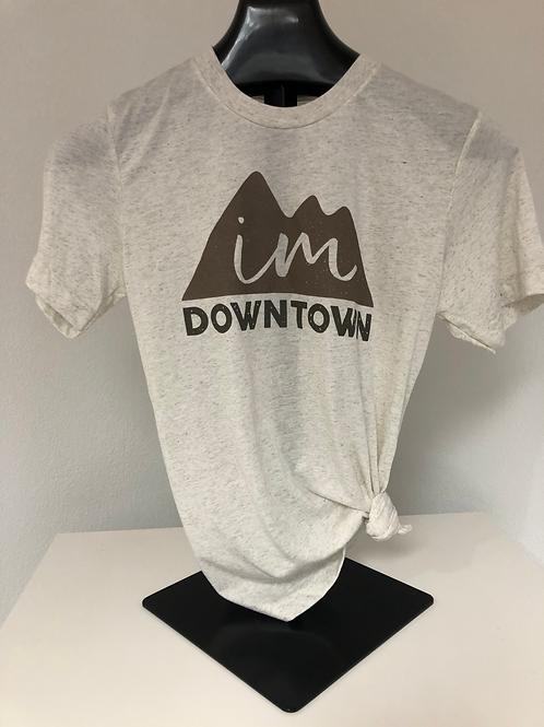 IM Downtown Short Sleeve Shirt (oatmeal)