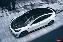 CMST Tuning Carbon Fiber Hood Ver.1 for Tesla Model 3
