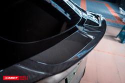 CMST Tuning Carbon Fiber Rear Spoiler Ver.1 for Tesla Model Y