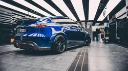 CMST Tuning Carbon Fiber Rear Diffuser Ver.2 for Tesla Model Y