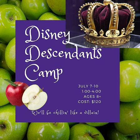 Disney Descendants Camp.png
