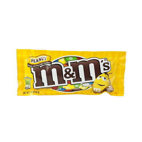 Peanut M&Ms Candy Bar