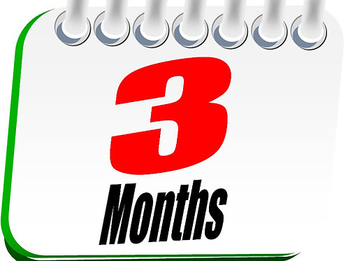 Advertising Package 1 - Three Month