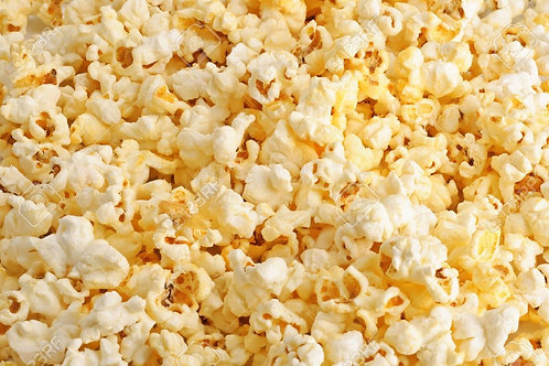 MINI POPCORN WITH BUTTER