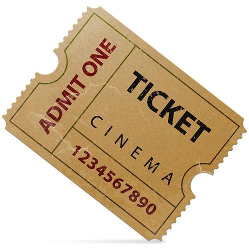 Child Movie Ticket
