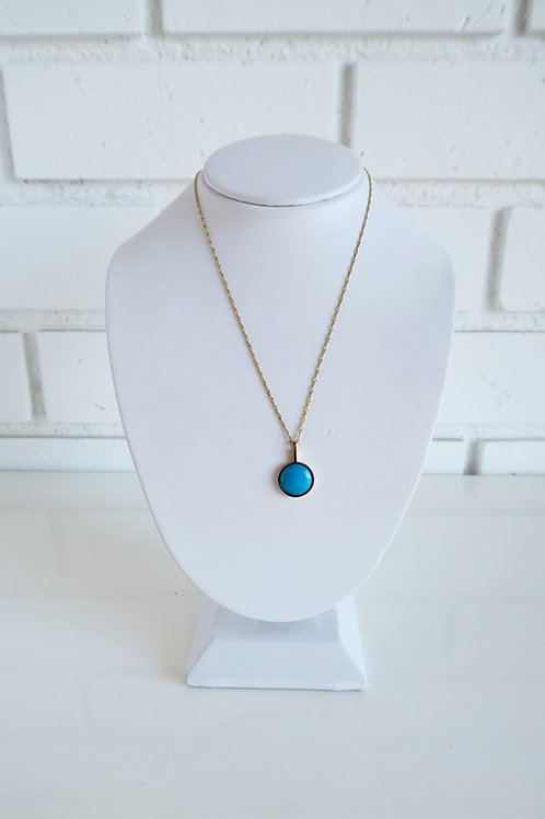 The Elaheh Turquoise Necklace