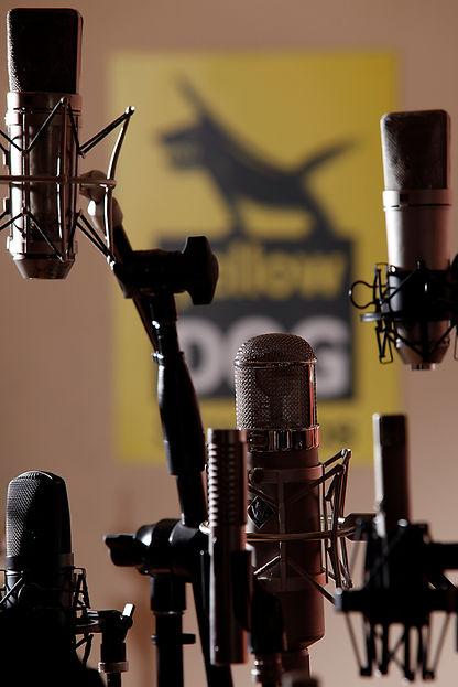 A recording studio in Austin, Texas