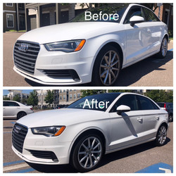 Audi Before & After