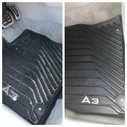 Mat Before and After