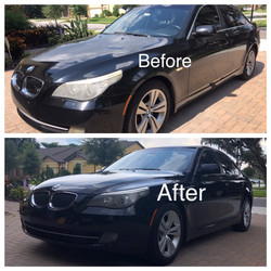 BMW Before and After