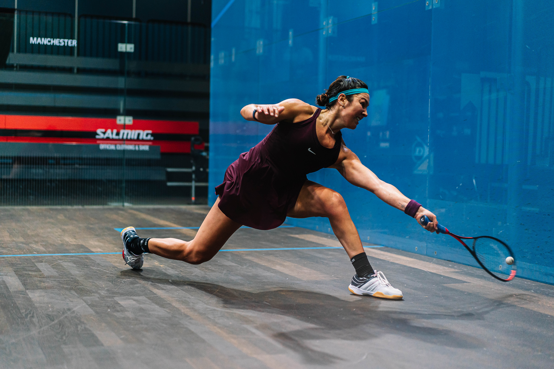 Amanda Sobhy - USA No. 1