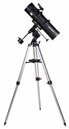 BRESSER TELESCOPE SPICA 130/650 EQ3 - PARABOLIC REFLECTOR WITH SMARTPHONE CAMERA