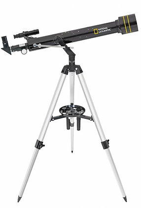 NATIONAL GEOGRAPHIC 60/700 REFRACTING TELESCOPE AZ