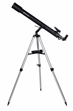 BRESSER SIRIUS 70/900 AZ REFRACTOR TELESCOPE WITH SMARTPHONE CAMERA ADAPTER