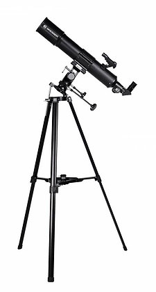 BRESSER TAURUS 90/500 NG - REFRACTOR WITH SMARTPHONE CAMERA ADAPTER
