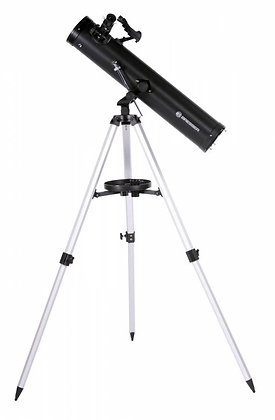 BRESSER VENUS 76/700 AZ - REFLECTOR TELESCOPE WITH SMARTPHONE CAMERA ADAPTER