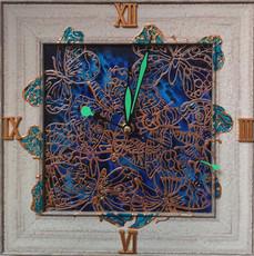Годинник настінний картина Легкість часу