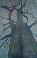 За день до першої бруньки, із серії Із життя дерев