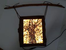Картина- світильник _Сонячне дерево_, 20