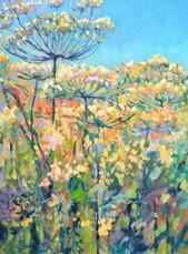 """Кріп цвіте, із серії """"Ода Природі"""""""