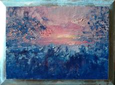 Схід сонця у горах