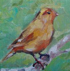 Сонячна пташка