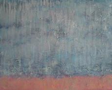 """Дощ на морі, із серії """"Мрії про море"""""""