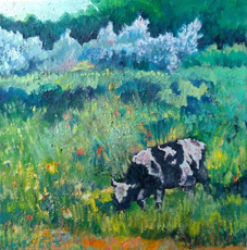 """Сонячна трава, із серії """"Ода Природі"""""""