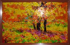 Золота осінь у Києві