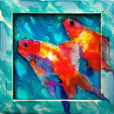Золоті рибки