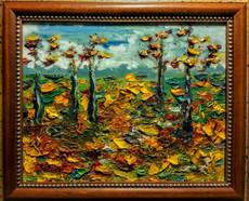 Зачарований ліс. Жовтень аромату кориці, кольрів шафрану, мелодії ліричної флейти