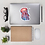 Thumbnail: Jelly Fish Watercolor Bubble-free sticker