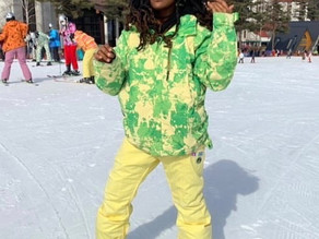Snowboarding in South Korea
