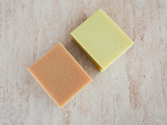 Zero waste natural cosmetics products. O