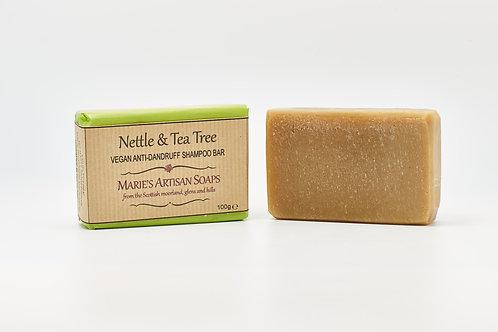 Nettle Shampoo Bar (Anti-Dandruff)