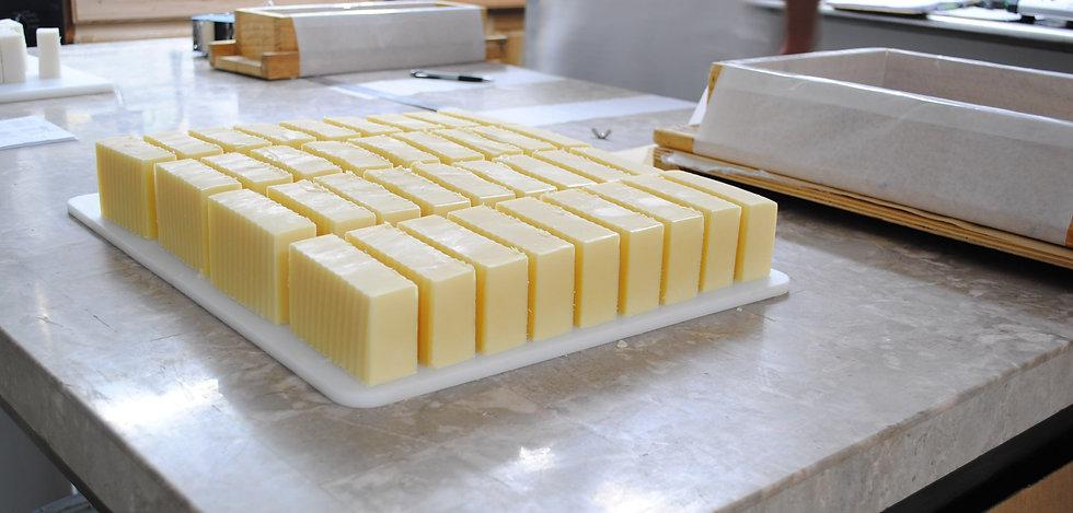 Cut Handmade Soap - Making Handmade Soap