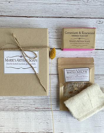 Bath Gift Box