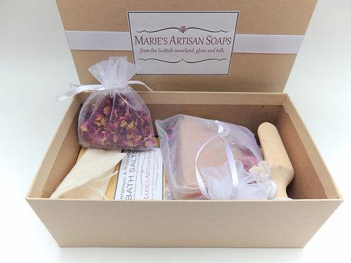 Bath Time Gift Box
