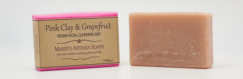 Pink Clay & Grapefruit
