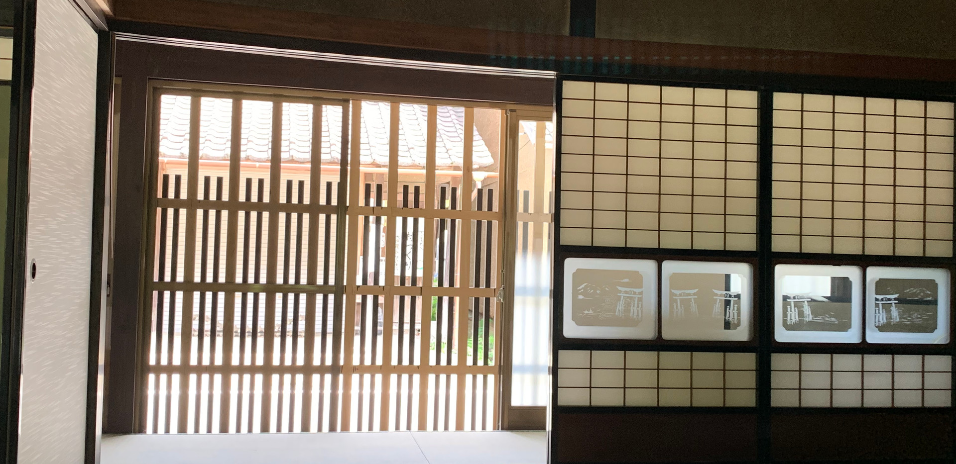 tatami room street side