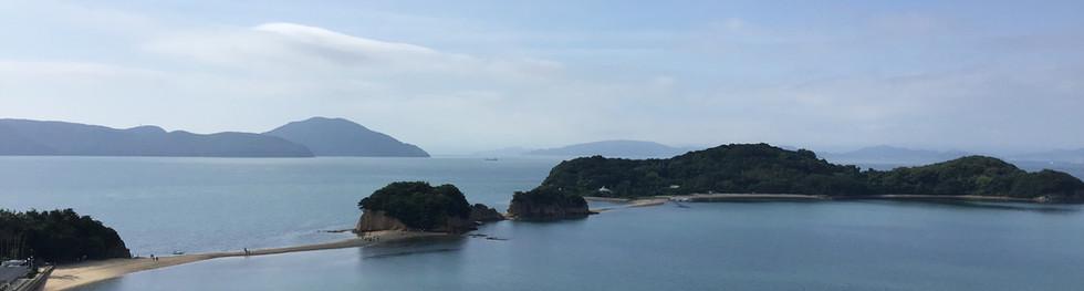 Angel road (Shodoshima)