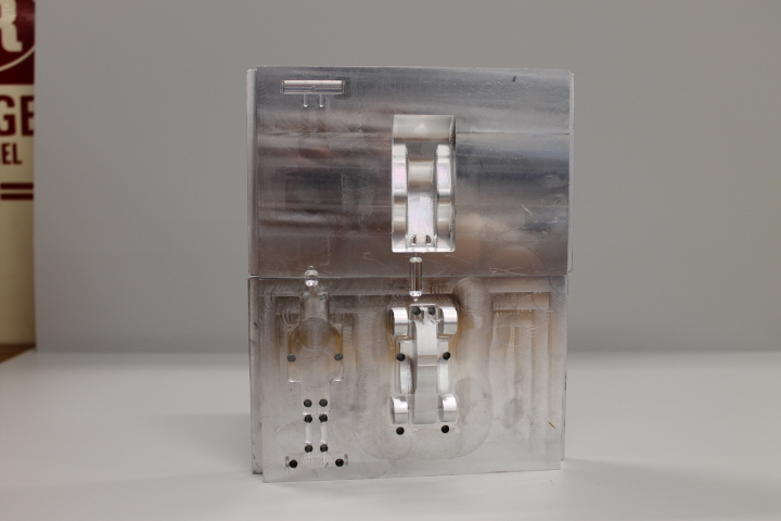 Machined Mold