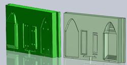 Mold CAD Model