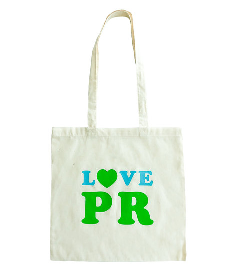 LOVE PR Tote Bag (Limited Edition)