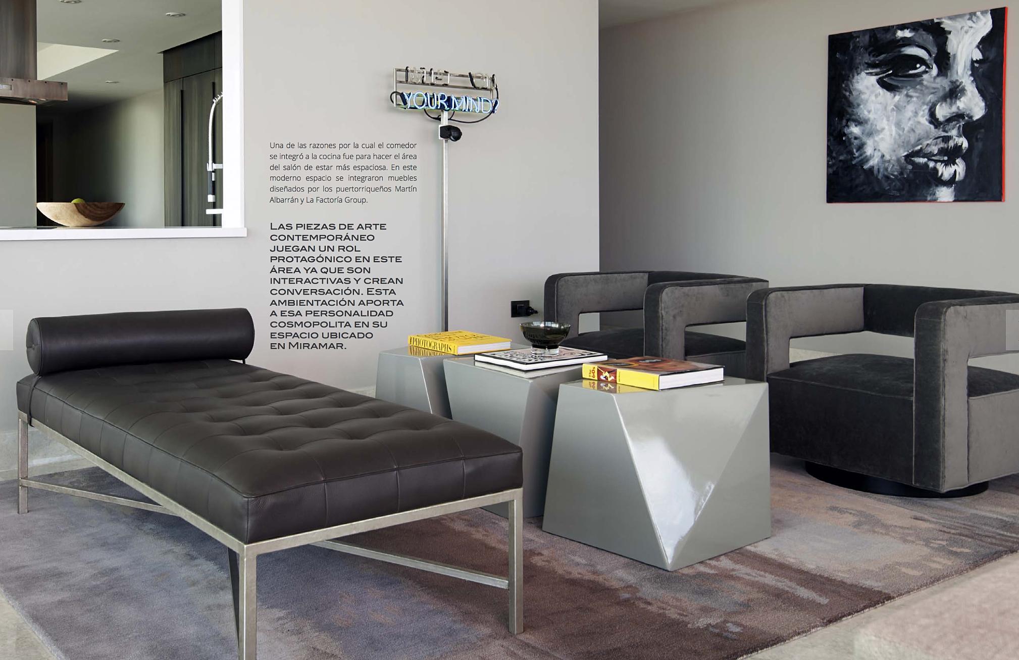 Aaron Stewart Home Home Decor Interior Design San Juan  # Waiting Muebles