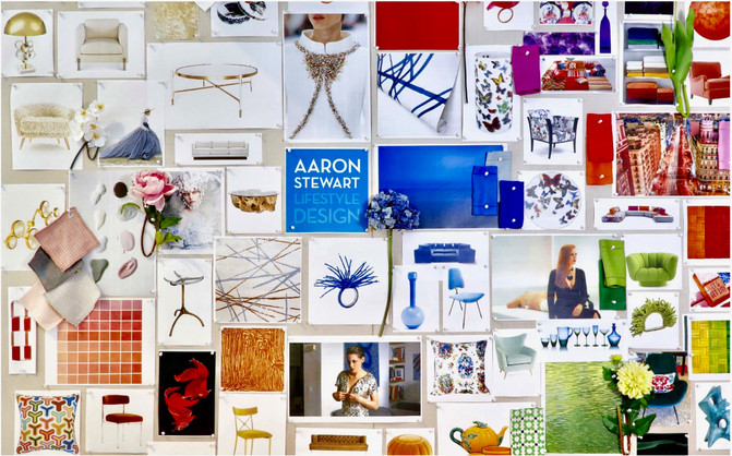 WHAT IS A MOOD BOARD AND THE PURPOSE BEHIND IT...