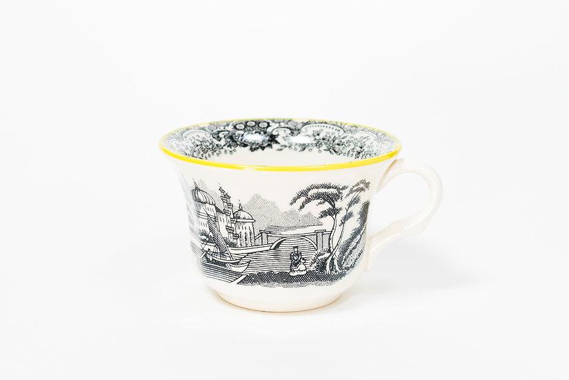 LA CARTUJA DE SEVILLA BY AARON STEWART - COFFE CUP