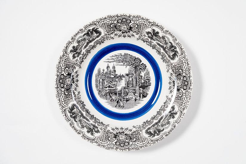 LA CARTUJA DE SEVILLA BY AARON STEWART - Dessert/Salad Plate
