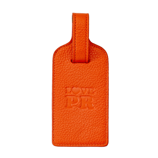 LOVE PR Luggage Tag by Graphic Image (Limited Edition)