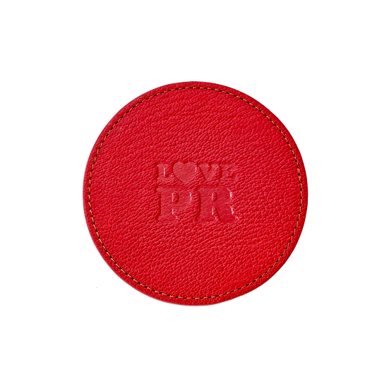 LOVE PR Coaster by Graphic Image (Limited Edition)